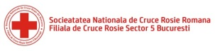 Societatea romana de cruce rosie sector 5 sigla